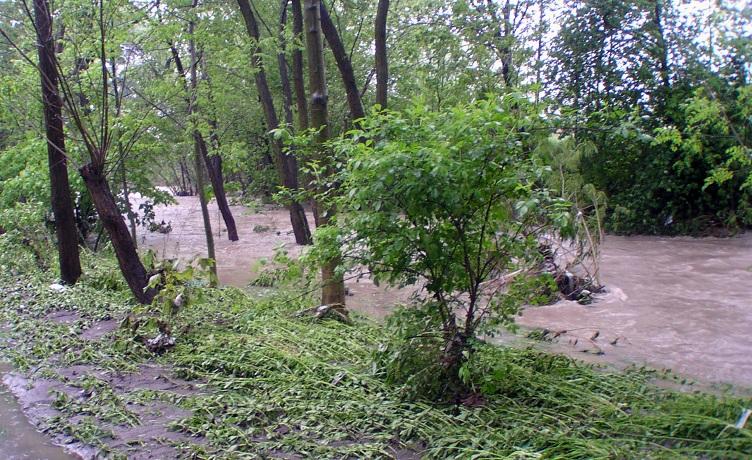 Rzeka Choczenka